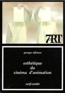BOOK COVER esthetique du cinema d animation